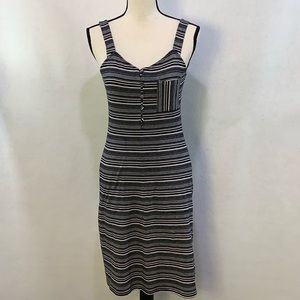 41 Hawthorn striped dress with pockets